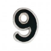 """Cyfra do baretki """"9"""""""