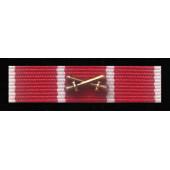 Wojskowy Krzyż Zasługi z Mieczami (nr prod. 10)