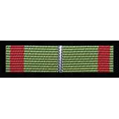 Baretka Medal za Ofiarność i Odwagę nadany Dwukrotnie