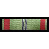 Baretka Medal za Ofiarność i Odwagę nadany Trzykrotnie