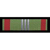 Baretka Medal za Ofiarność i Odwagę nadany Czterokrotnie
