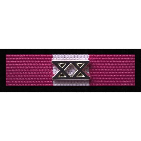 Medal za Długoletnią Służbę - Srebrny (nr prod. 11 sr)