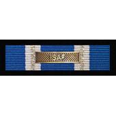 Baretka NATO ISAF  Afganistan z wpinką (nr prod. 19AWP)