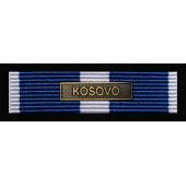 Baretka NATO KFOR z wpinką za misję w Kosowie  (nr prod. 21WP)