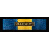 Baretka ESDP/CSDP z wpinką EULEX (nr prod 27E)