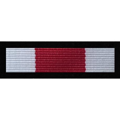 Baretka Medal Za Zasługi dla Pożarnictwa - Brązowy (nr prod. 53 br)