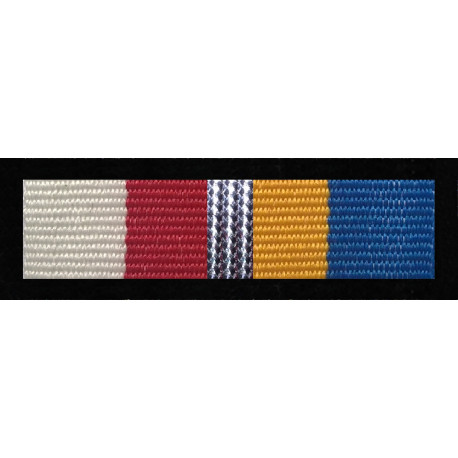 Baretka Odznaka Honorowa Podlaski Krzyż Floriański-srebrna (nr prod 57sr)
