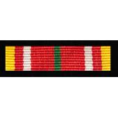 """Odznaka """"Za zasługi dla Związku Żołnierzy WP - złota (nr prod. 77 zł)"""