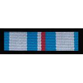 """Baretka Medal """"25. Rocznica Nadania Siłom ONZ Pokojowej Nagrody Nobla"""" (SKMP ONZ) (prod. nr 78 B)"""