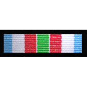 "Baretka Medal ""25-lecia ZO NSZZ FSG przy MOSG""(nr prod. 101B)"