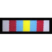 Baretka Medal 25 lecia Zarządu Wojewódzkiego NSZZ KSP (Komendy Stołecznej Policji) (nr prod 102C)