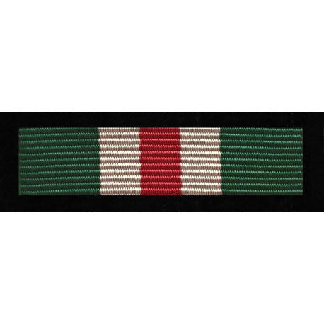 Baretka Medal Za Zasługi dla Straży Granicznej - Brązowy (nr prod. 111 br)