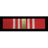 Baretka Medal Opiekuna Miejsc Pamięci Narodowej - Złoty (nr prod. 123 zł)