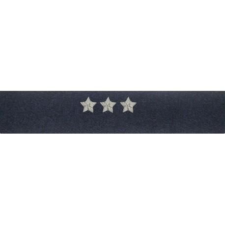Otok do rogatywki wojskowej - granatowy-stopień porucznik/pułkownik (nr prod. OG10)