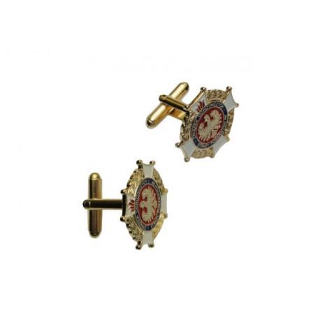 Spinki do mankietów - Ochotnicza Straż Pożarna (OSP)