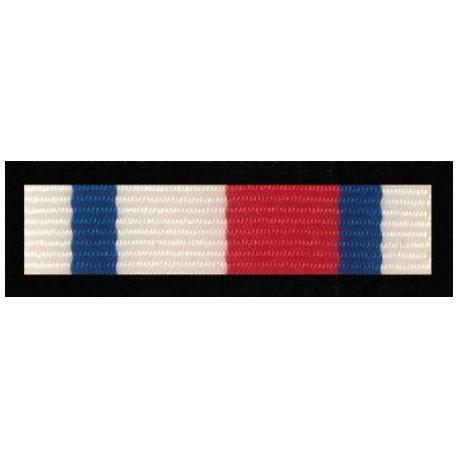 Baretka Odznaka Pamiątkowa PKW KFOR  XXXVI zmiana (nr prod. 144)