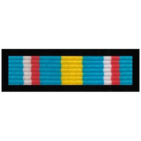 Baretka Odznaka Pamiątkowa PKW KFOR w Republice Kosowa (nr prod. 137)